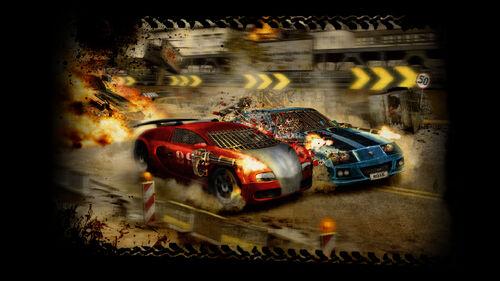 Zombie Driver HD Artwork 02