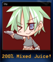 200% Mixed Juice! Card 03