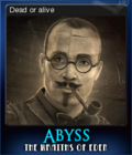 Abyss The Wraiths of Eden Card 6
