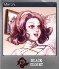 Black Closet Foil 5