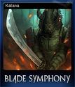 Blade Symphony Card 3