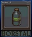 Borstal Card 2