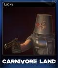 Carnivore Land Card 2