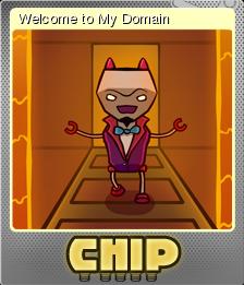 Chip Card 08 Foil