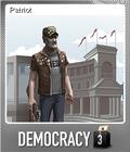 Democracy 3 Foil 3