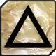 Deus Ex The Fall Badge Foil