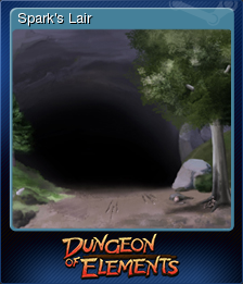 Dungeon of Elements Card 5