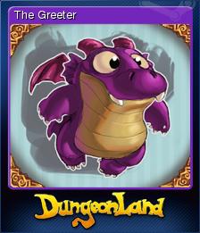 Dungeonland Card 1