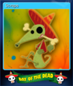Forgotten Tales Day of the Dead Card 10