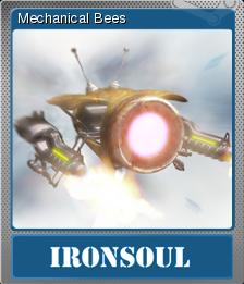 Iron Soul Foil 4