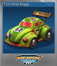 Mini Motor Racing EVO Foil 6