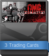 OMG Zombies Booster