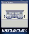 Paper Train Traffic Card 3