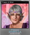 Princess Isabella The Rise of an Heir Foil 5