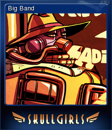 Skullgirls Card 10