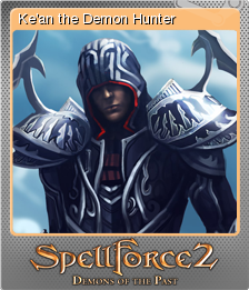 SpellForce 2 - Demons of the Past Foil 2