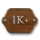 Steam Winter 2018 Knick-Knack Collector Badge 1000