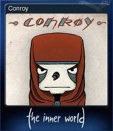 The Inner World Card 2 Conroy