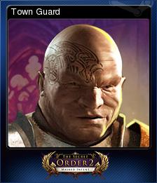 The Secret Order 2 Masked Intent Card 5