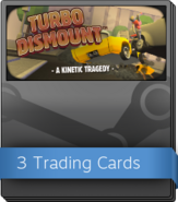 Turbo Dismount Booster Pack