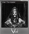 Vlad the Impaler Foil 10