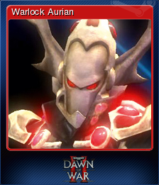 Warhammer 40,000 Dawn of War II Card 3