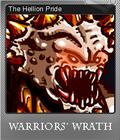 Warriors' Wrath Foil 5