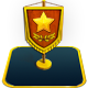12 Labours of Hercules Badge 4