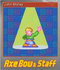 Axe, Bow & Staff Foil 6