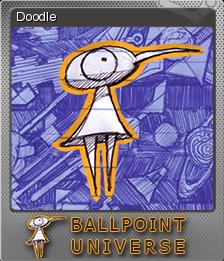Ballpoint Universe Infinite Foil 01