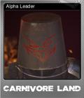 Carnivore Land Foil 1