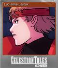Celestian Tales Old North Foil 4