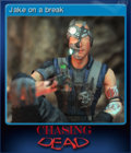 Chasing Dead Card 10