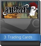Detective Grimoire Booster Pack