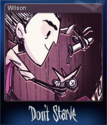 Don't Starve Card 4