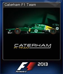 F1 2013 Card 11