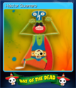 Forgotten Tales Day of the Dead Card 08
