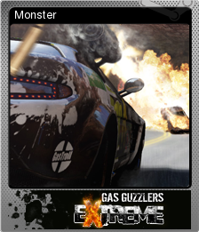 Gas Guzzlers Extreme Foil 2