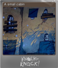 Knock-knock Foil 1