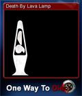 One Way To Die Steam Edition Card 1