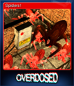 Overdosed - A Trip To Hell Card 1