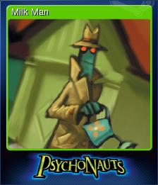 Psychonauts Card 8