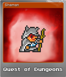 Quest of Dungeons Foil 2