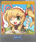 Ragnarok Online Foil 5