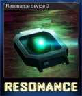 Resonance Card 6