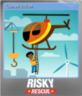 Risky Rescue Foil 5