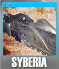 Syberia Foil 4