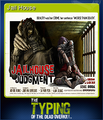 The Typing of the Dead Overkill Card 05