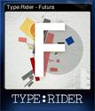 TypeRider Card 6