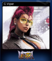 Ultra Street Fighter IV Card 01